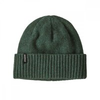 Patagonia Fishermans Brodeo Beanie Regan Green