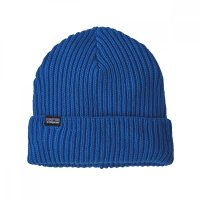 Patagonia Fishermans Rolled Beanie Alpine Blue