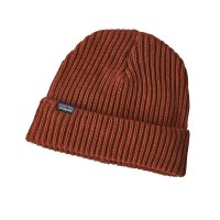Patagonia Fishermans Rolled Beanie Copper