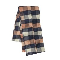 Patagonia Fjord Flanel Patchwork Scarf Schal Century Pink