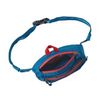 Patagonia Light Weight Mini Travel Hip Bag Balkan Blue