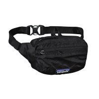 Patagonia Light Weight Mini Travel Hip Bag Black
