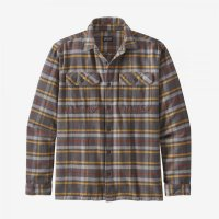 Patagonia M´s L/S Fjord Flannel Shirt Hemd Independence...