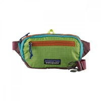 Patagonia Ultralight Black Hole Mini Hip Pack Peppergrass...