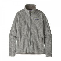 Patagonia W´s Better Sweater Jacke Birch White