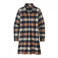 Patagonia W´s Fjord Dress Flanell Kleid