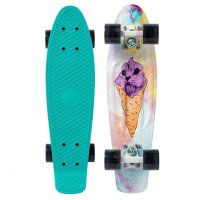 Penny 22 Skateboard Kitty Cone