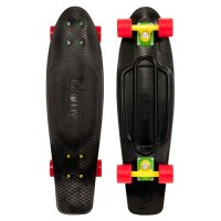 Penny NICKEL 27 Skateboard Black Rasta