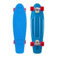 Penny NICKEL 27 Skateboard Blue / White / Red