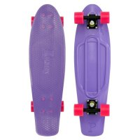 Penny NICKEL 27 Skateboard Purple/ Black/ Pink