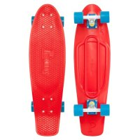 Penny NICKEL 27 Skateboard Red / White / Blue