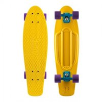 Penny NICKEL 27 Skateboard Yellow / Blue / Purple