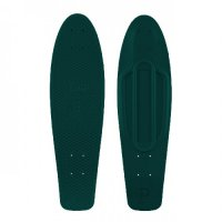 Penny Nickel 27 Skateboard Plasticcruiser Deck Bottle Green