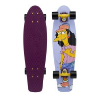 Penny Nickel 27 Skateboard Simpsons Edition Otto