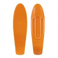 Penny Nickell 27 Skateboard Plasticcruiser Deck Orange