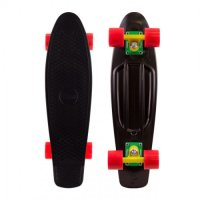 Penny ORIGINAL 22 Skateboard Black Rasta
