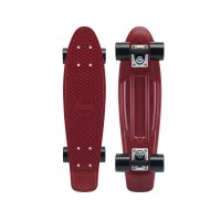 Penny Original 22 Skateboard Burgundy