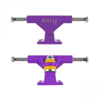 Penny Skateboard 4  NICKEL Trucks Achsen (2er Set) Purple
