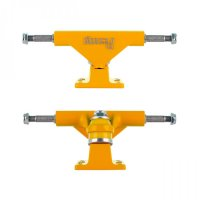 Penny Skateboard 4 NICKEL Trucks Achsen (2er Set) Yellow