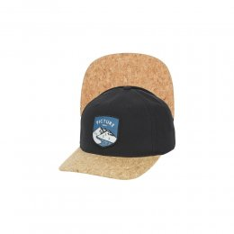 Picture Callaghan Cap Snap Back A Black