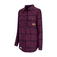 Picture Clothing Hemd Jade Burgundy