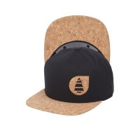 Picture Narrows Kork Cap Snap Back A Black