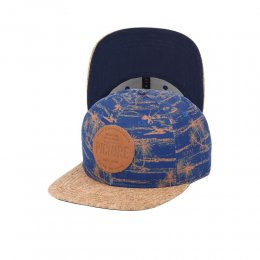 Picture Taka Kork Cap Snap Back A Navy