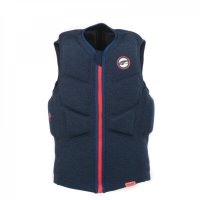 Prolimit Girls Strech Vest XF Half Padded FZ Navy/Pink