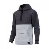 Prolimit Neoprene Hoodie Mercury Black Grey