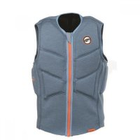 Prolimit Strech Vest XF Half Padded FZ Grey Orange