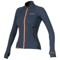 Prolimit Womens SUP Top Loosefit Slate Black