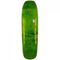 Robotron 9.0 Deck Second Hand Rail Green