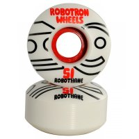 Robotron Wheels ROBOTHANE BFF 51mm (4er Set)