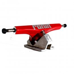 Ronin CAST Raw/Red Longboardachse 42,5° 180mm