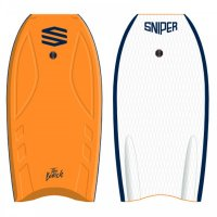 SNIPER Bodyboard BunchII EPS Stringer 38 Orange