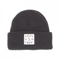 Salty Crew S-Hook Beanie Dark Slate