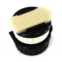 Sex Wax WAX CONTAINER & COMB Set
