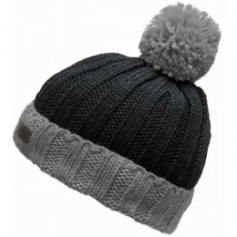 Sinner BURKE HAT Beanie Black/Grey