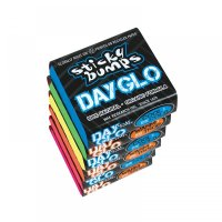 Sticky Bumps Original DAY GLO Cool-Cold Wax 19°C and...
