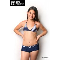 Sun Project Kids Bikini Maritim Stripes