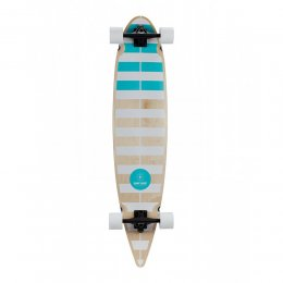 Surf Logic Pinner Stripes Longboard Komplettboard