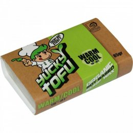 Surf Wax YUCKY TOFU Green Cool-Warm 15-21°C wachs