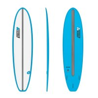 Surfboard CHANNEL ISLANDS X-lite Chancho 8.0 Blau