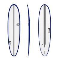 Surfboard TORQ Epoxy TET CS 7.8 VP Fun Carbon Blue