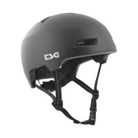 TSG Helmets Status Solid Color Satin-Black