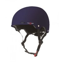 Triple 8 GOTHAM verstellbarer Skatehelm Blue/Rubber