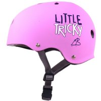 Triple 8 Little Tricky Kids Helm Pink