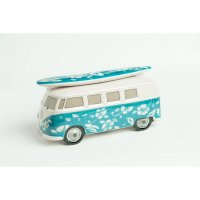 VW T1 Surf Bulli Spardose Hawaii Blue