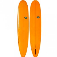 Venon Longsoul 90 Tinted Orange Single Fin Longboard...