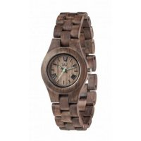 Wewood Criss Echtholzuhr Choco Rough